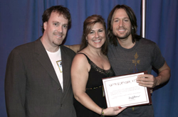 With Keith Urban